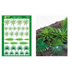 JWM-1016 1:48, 1:24, 1:35  Tropical Jungle 2_24673