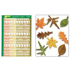 JWM-1024 1:48, 1:24, 1:35  Tropical Leaf - Fall_24685