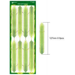 JWM-1026 1:48, 1:24, 1:35  Palm Leaf 2 (Large)_24693