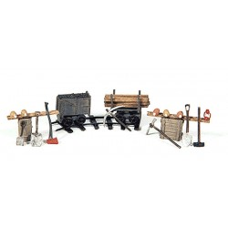 "254-44 18"" Gauge Mining Detail Set_24701"