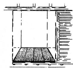 55-9140 HO Boxcars Stanray Doorway Floor Plates_24995