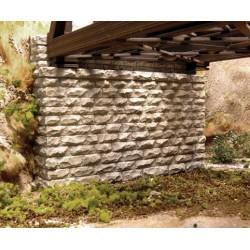 214-8450 HO Dbl. Stone Bridge Abutment (1)_25230