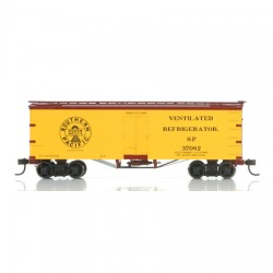 480-84120 HO 36' Old time wood reefer SP # 37095_25434