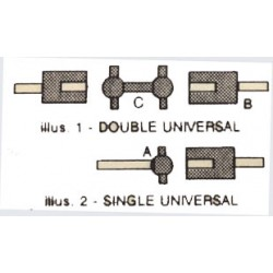 53-485-6 U-Joint (HO)  1,2mm_25599