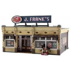 785-BR5050 HO J. Frank's Grocery_25620