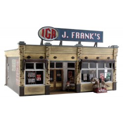 O J. Frank's Grocery - Built & Ready_25678