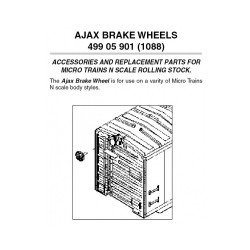 489-499.05.901 N Brake Wheels horizontal 12 ea_25846