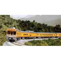 N Union Pacific Excursion Train 7 car set_26015