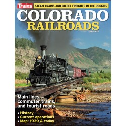 071486013129 Colorado Railroads Special 2016 Train_26034