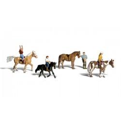 785-A2159 N Horseback Riders_26096