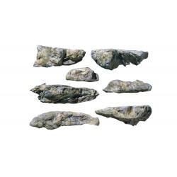 785-C1233 Rock Mold, langgezogene Steine_2651