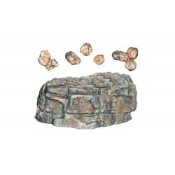 785-C1236 Rock Mold, grosse und kleine Felsen_2657