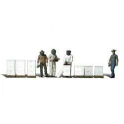 HO Imker - Beekeepers_26712