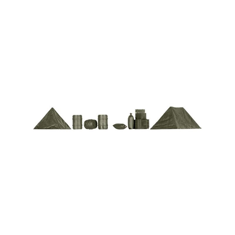 HO Zelte und Ladegut_26781