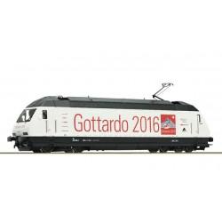 "HO Elektrolokomotive 460 098 ""Gottardo"", DC_26789"