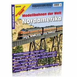 EK-1787 Modellbahnen der Welt: Nordamerika Vol. 1_26883