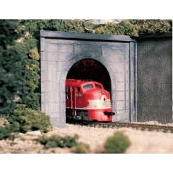 HO Tunnelportal Beton (einspurig)_2689