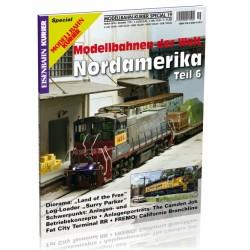 EK-1775 Modellbahnen der Welt: Nordamerika Vol. 6_26893