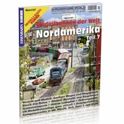 EK-1777 Modellbahnen der Welt: Nordamerika Vol. 7_26895