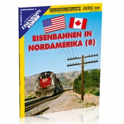 EK-1913 Eisenbahnen in Nordamerika Vol. 8_26905