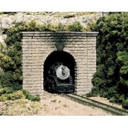 HO Tunnelportal Stein (einspurig)_2693