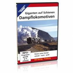 EK-8388 DVD Giganten auf Schienen Dampflokomotiven_26947