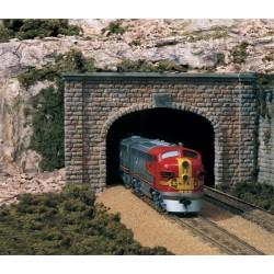 HO Tunnelportal Stein (zweispurig)_2709