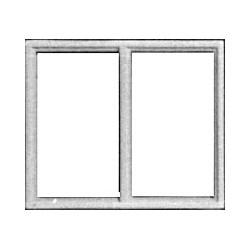 541-2101 HO Sliding Window_27119