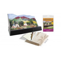 Tepee village kit_27623