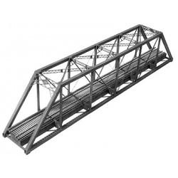 210-1902 HO 150' Pratt Truss Bridge_27645