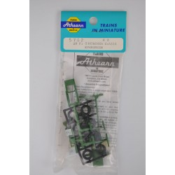 140-5762 HO 20' container chassis (kit) Evergreen_27936