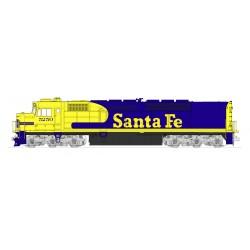381-176-9212 N EMD SDP40 Type IVa - ATSF # 5253_28123