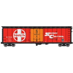910-2802 HO 50' PCF Insulated box car SF 5976_28571