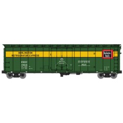 910-2806 HO 50' PCF Insulated box car BRBX 79448_28577