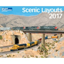 400-68184 / 2017 Scenic Layouts Kalender