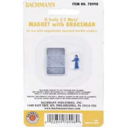 160-78998 N E-Z Mate Magnet with brakeman_28672