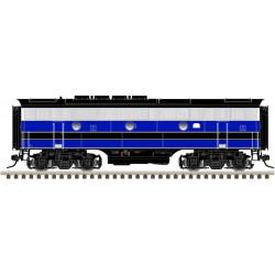 O F3B dummy 2-rail B&O # 84X_28868