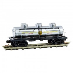 N 3-dome tank car Navy Gas & Supply 8511_29088