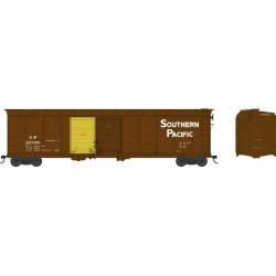 6-41573 HO 50' Box Car - RTR - SP w/yellow Door_29260