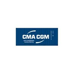 116-30060-01 HO 20ft. container CMA CGM - CMAU_29369