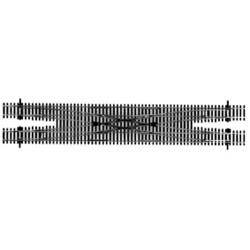 Shino-812-B HO C83 # 6 Dpl. Gleisverbindung
