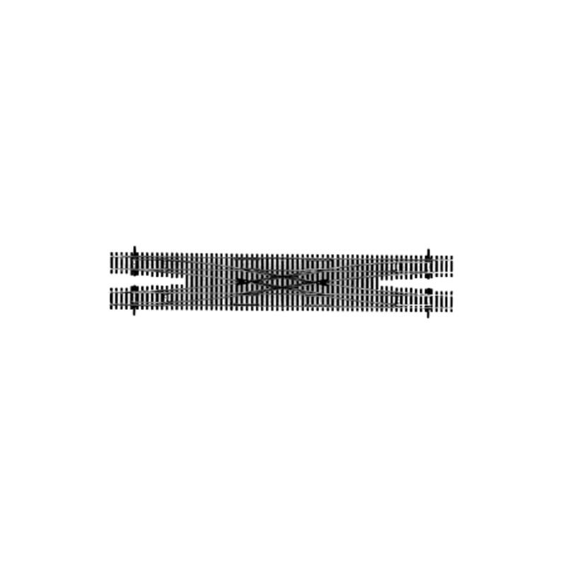 Shino-812-B HO C83 # 6 Dpl. Gleisverbindung_29999