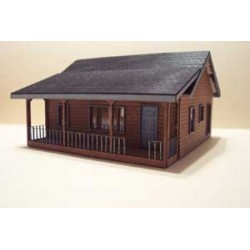 OSB-3025 N Lake side Cottage (kit)_30503