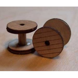 OSB-3018 N Wire Reel  (10) wood kit_30506