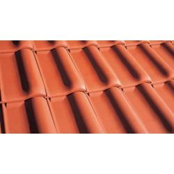 9-28-6503071 Dachziegelplatte rot (Frankfurter Pfa_30513