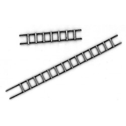 464-23015 HO Wood Ladders Kit pkg(4)_30533