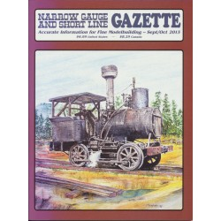 20130305 Narrow Gauge Gazette