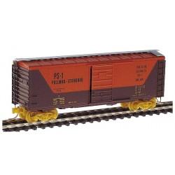 489-20626 N 40 Standard Box Car  Pullman Standard_30559