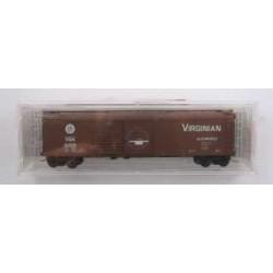 489-79050 N 50' Wagon Top Box Car, Double Door_30651