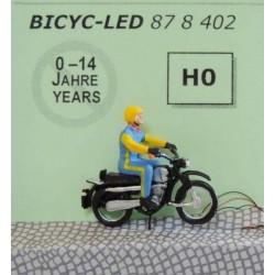 1117-878402 HO Bicyc-LED Hercules_30737